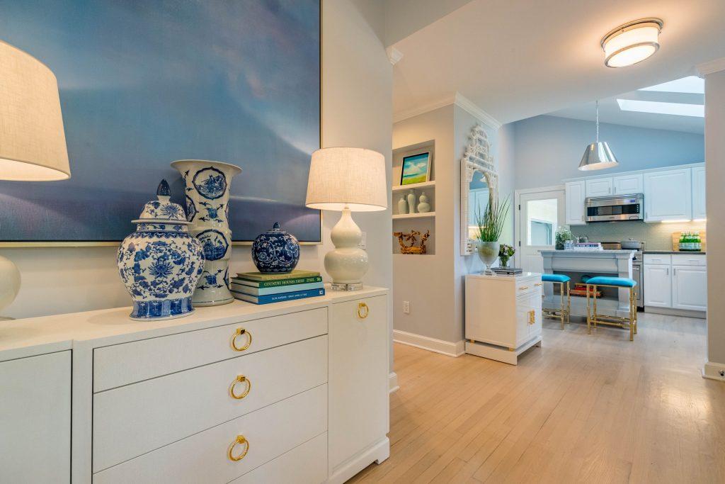 Homes for Art Collectors - 8 Brookside Park, Westport, CT