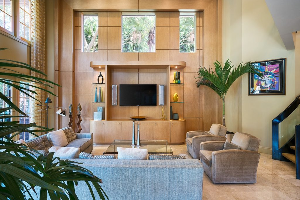 Homes for Art Collectors - 5224 Princeton Way Boca Raton, FL