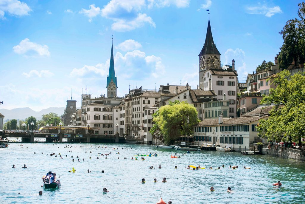Top 5 Best International Cities to Live for Families - Zurich