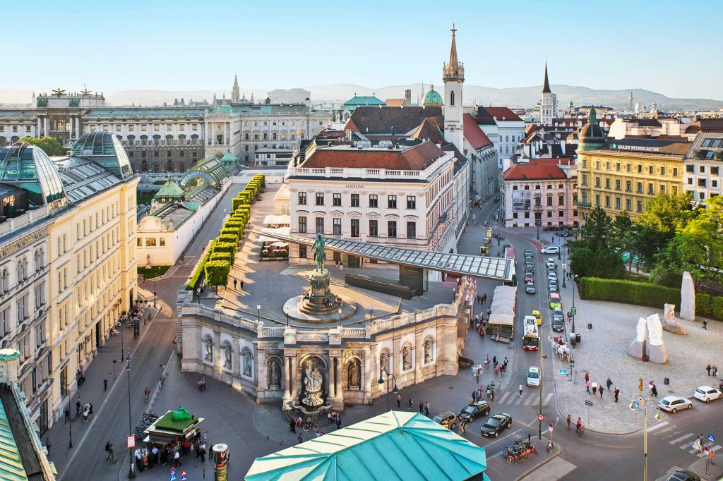 Top 5 Best International Cities to Live for Families - Vienna