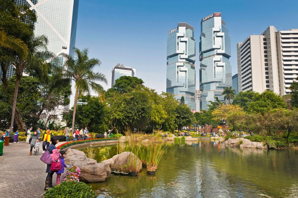 Top 5 Best International Cities to Live for Families - Hong Kong