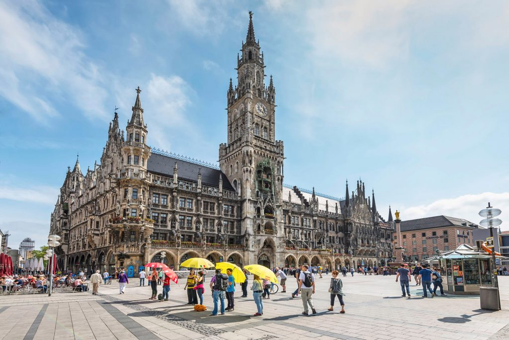 Top 5 Best International Cities to Live for Families - Munich