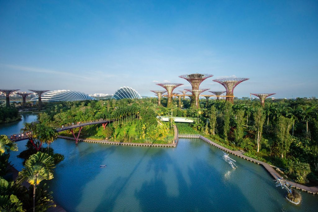 Top 5 Best International Cities to Live for Families - Singapore