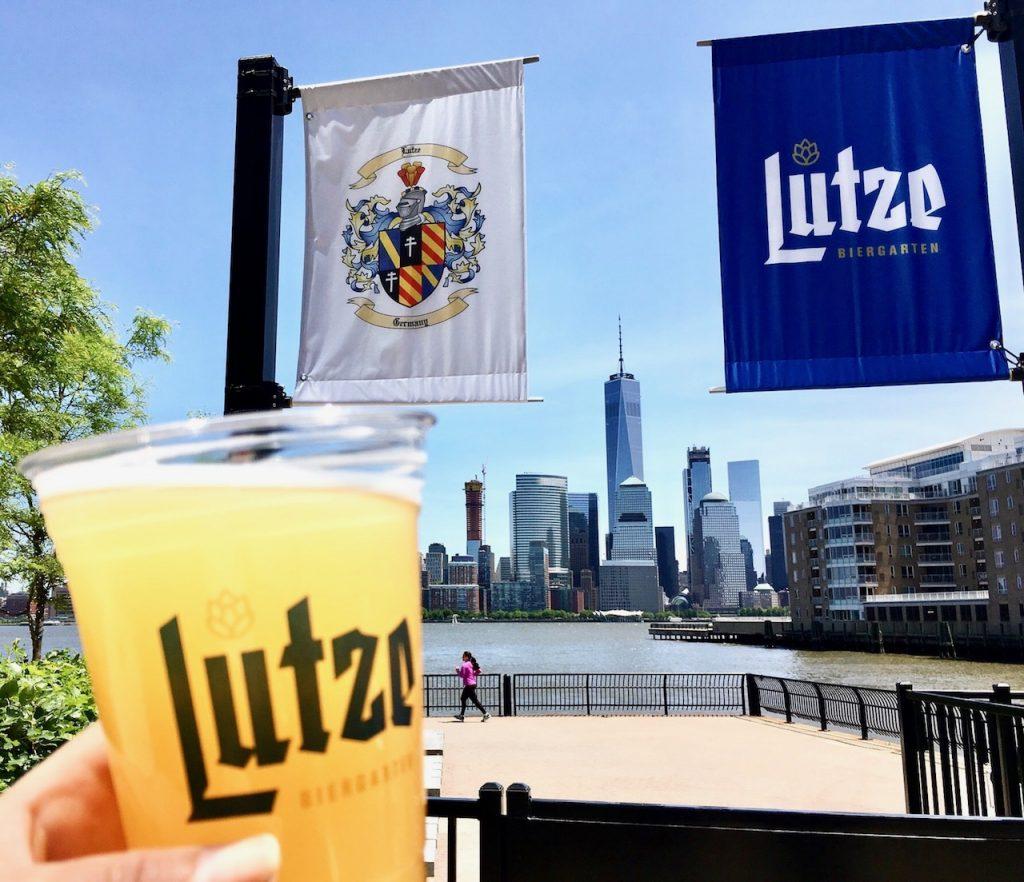 Where to eat in Jersey City - Lutze Biergarten