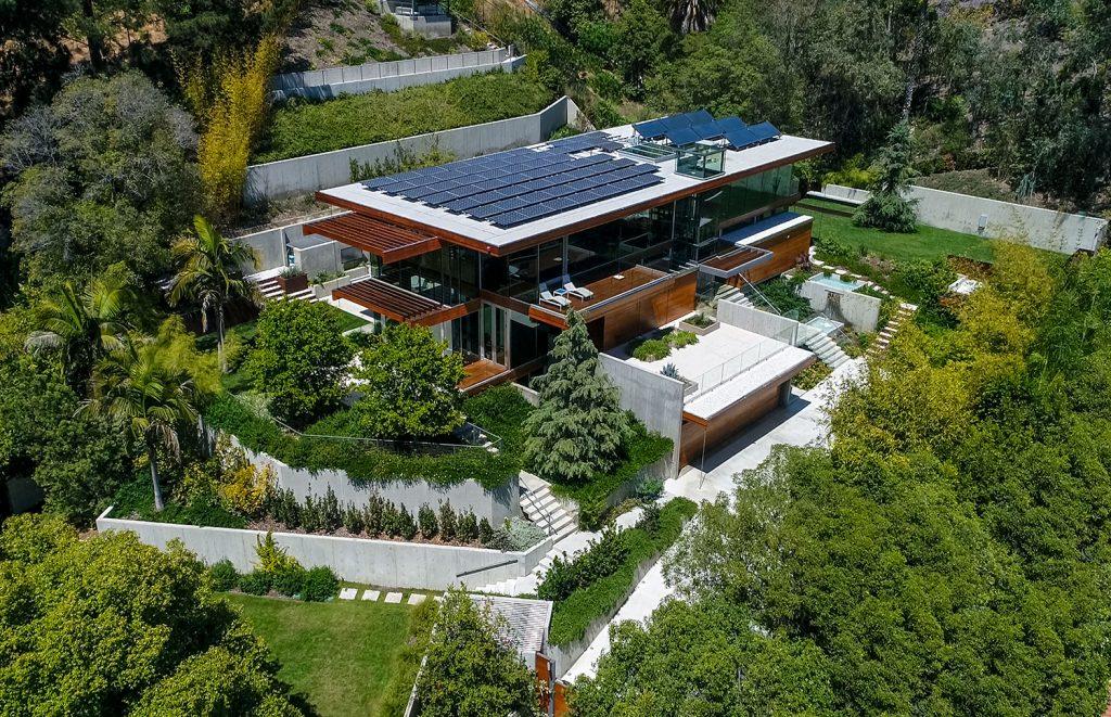 1160 San Ysidro Drive green homes