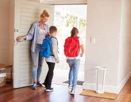 Advice for Getting your House Ready for Back to School