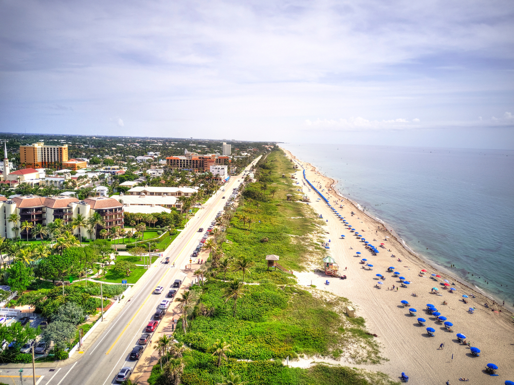 Delray Beach Florida >> Why Is Delray Beach Florida Attracting More Northeasterners