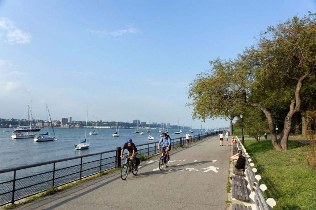 NYC Parks - Riverside Park