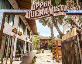 Upper Buena Vista retail