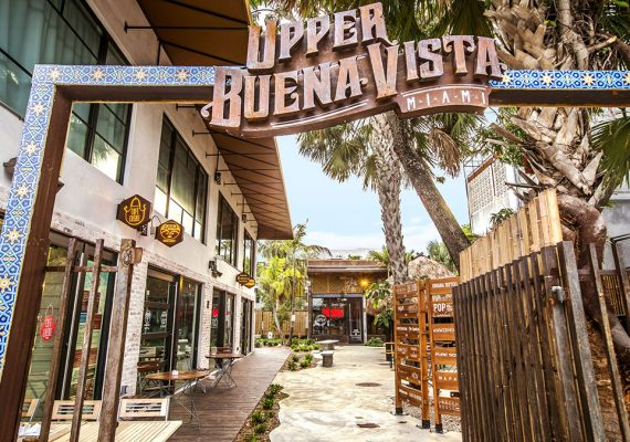 Upper Buena Vista retail