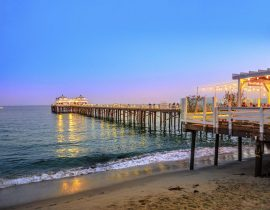 Southern California Piers