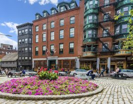 Elliman Magazine Boston's North End
