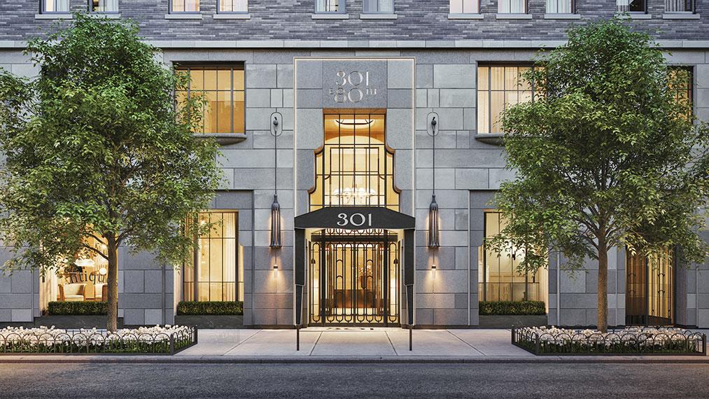 Second Avenue, New York City