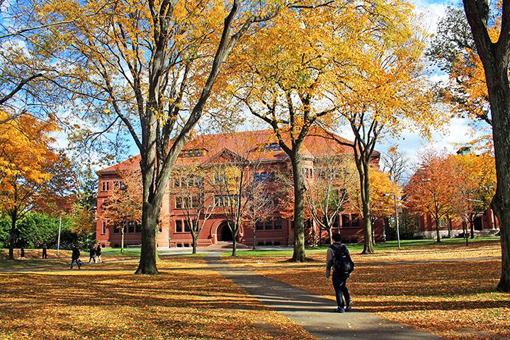 Server Hall, Harvard Yard