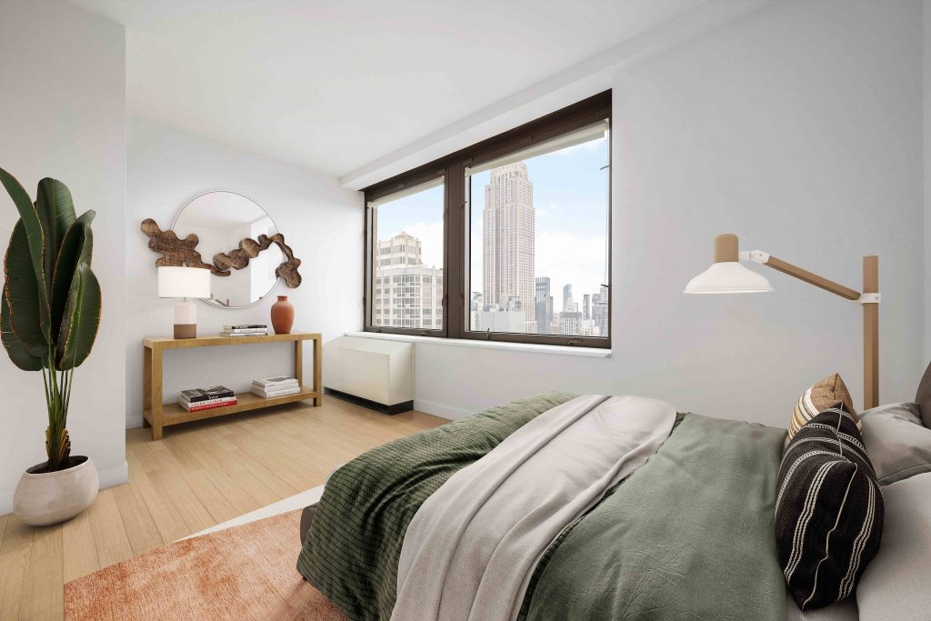 Bryant Park Tower 100 West 39th Street PHF