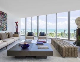 One Ocean, 1 Collins Ave, PH 706, Miami Beach, FL