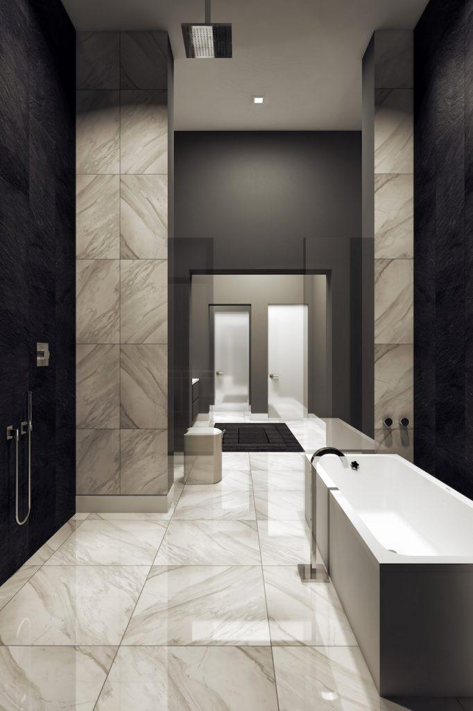 Giorgetti Houston Master Bathroom