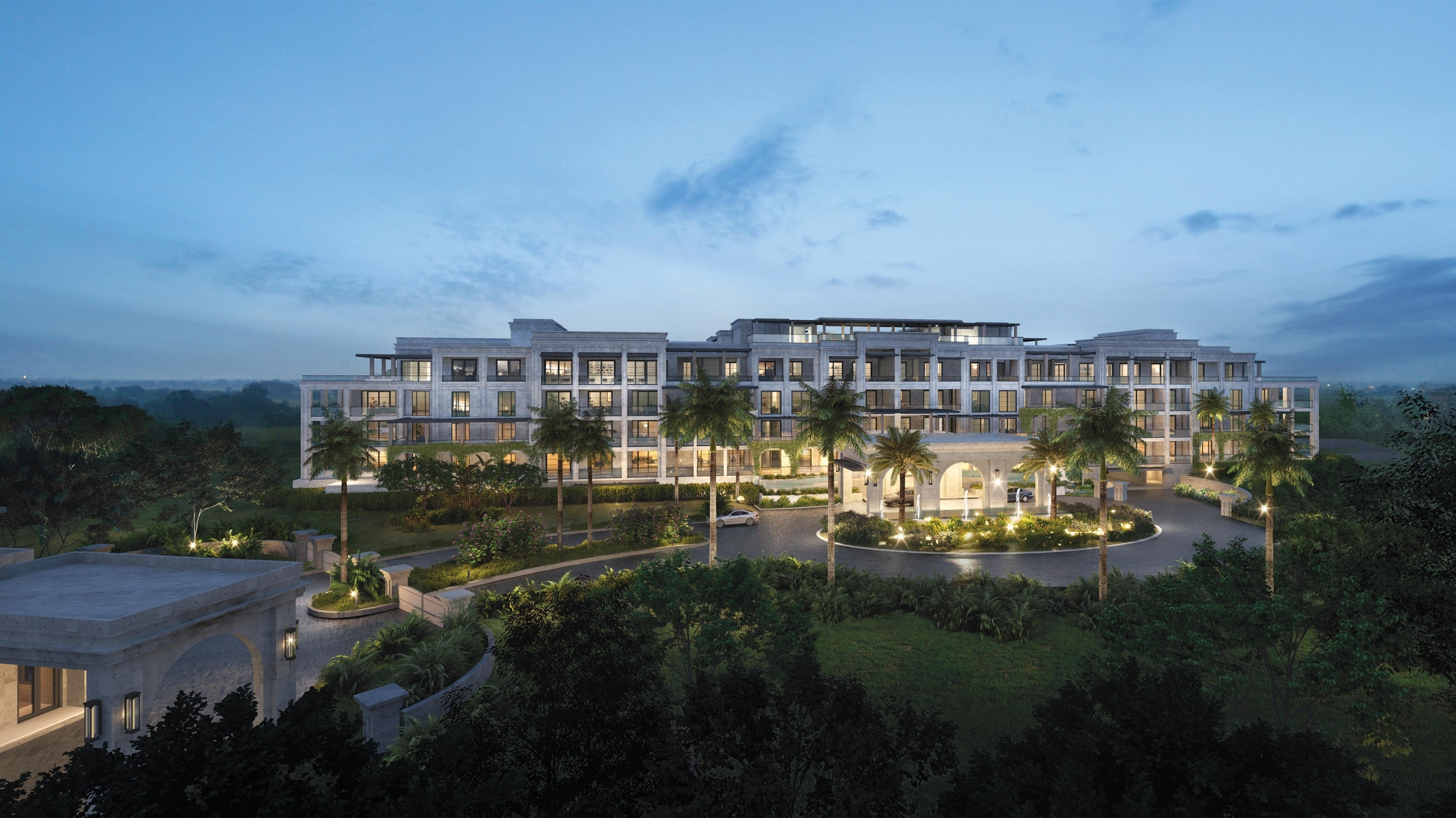 Condominium for Sale at 13410 S Shore Boulevard, Ph5 Palm Beach Polo and Country Club, Wellington, FL 33411
