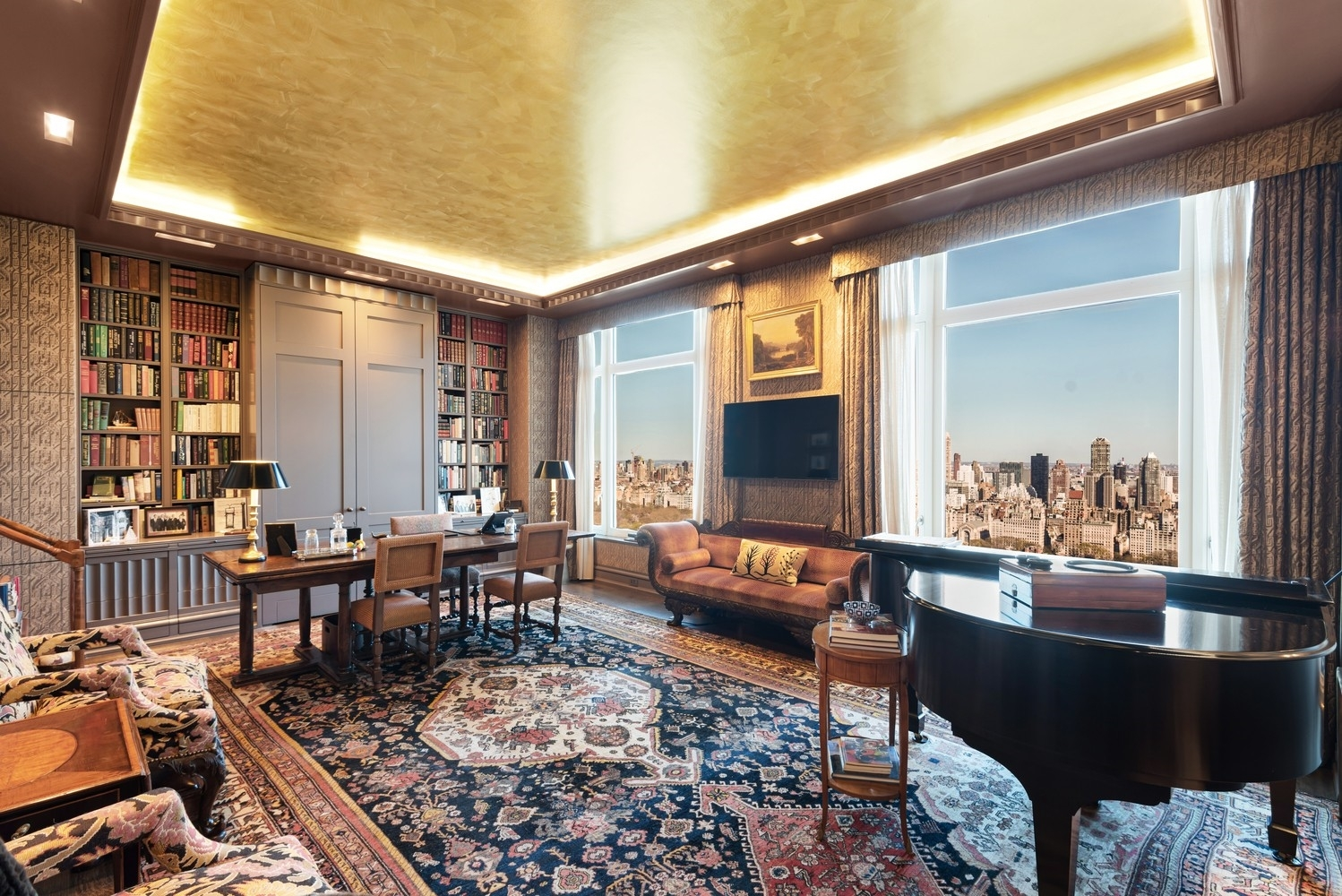 11. Condominiums for Sale at 15 Central Park West, 37A Lincoln Square, New York, NY 10023