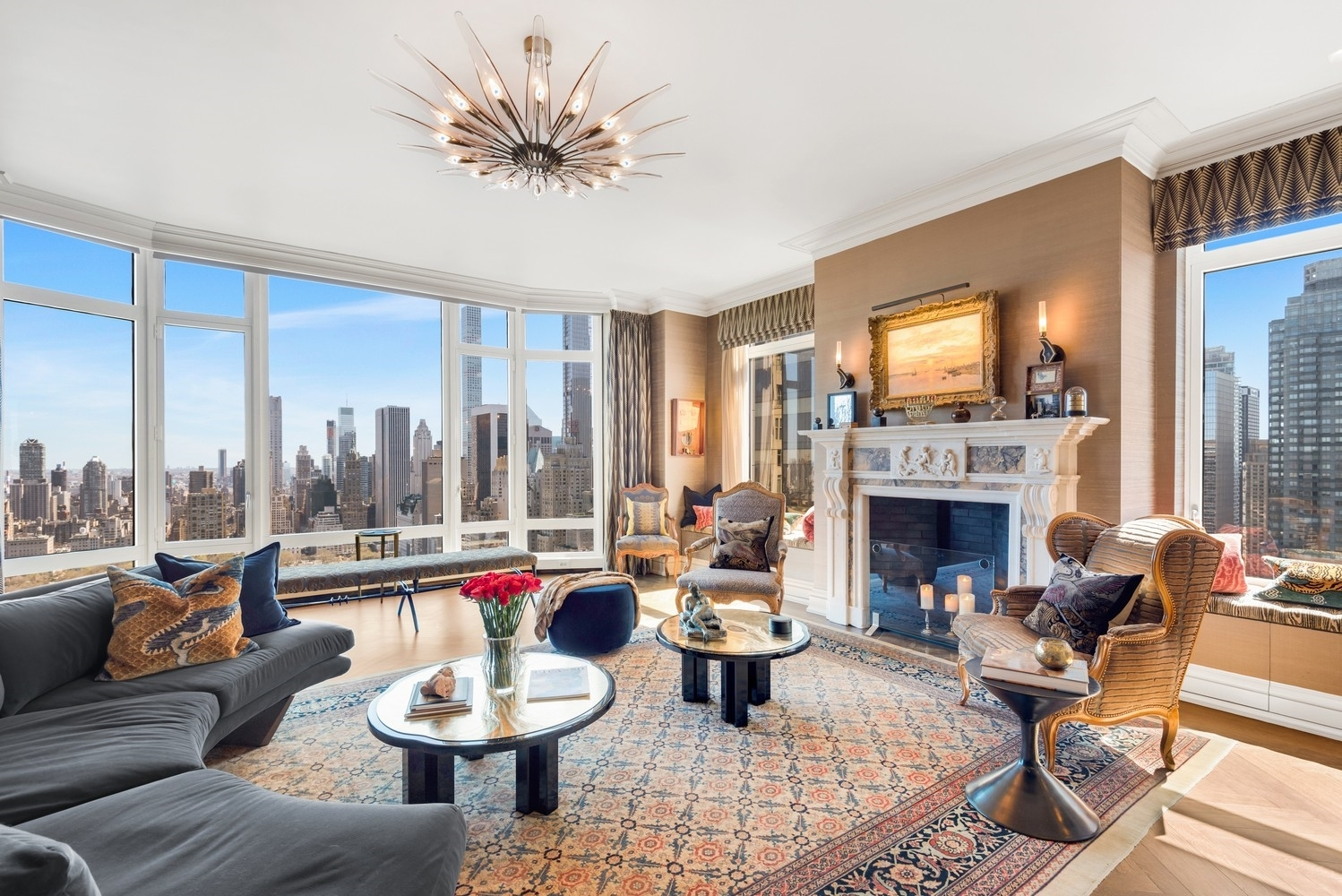 1. Condominiums for Sale at 15 Central Park West, 37A Lincoln Square, New York, NY 10023