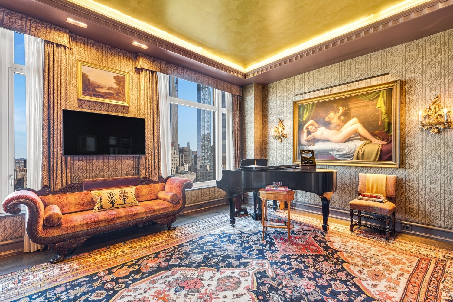 12. Condominiums for Sale at 15 Central Park West, 37A Lincoln Square, New York, NY 10023