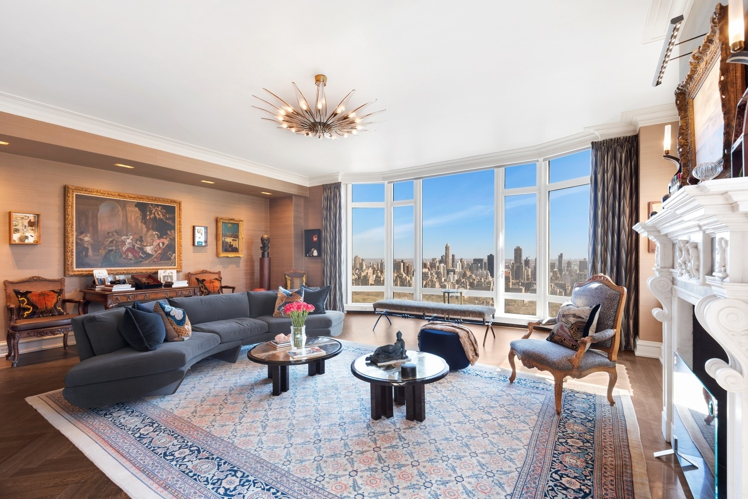2. Condominiums for Sale at 15 Central Park West, 37A Lincoln Square, New York, NY 10023