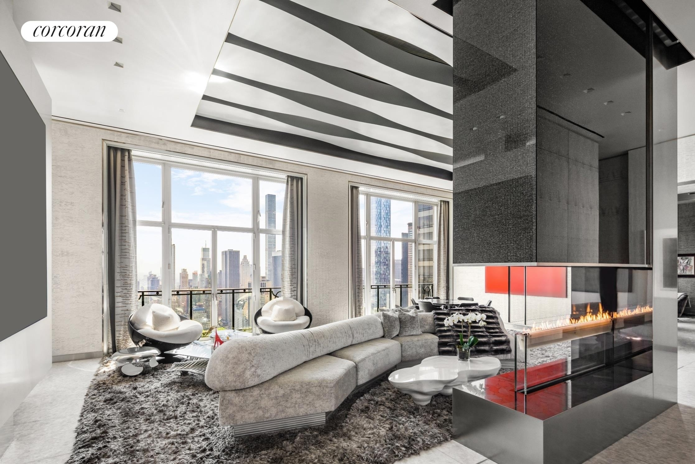 2. Condominiums for Sale at 15 Central Park West, PH43 Lincoln Square, New York, NY 10023