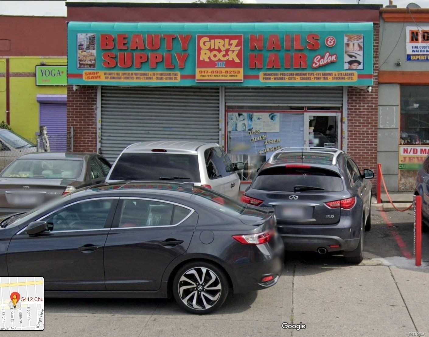 Retail Leases at 5412 Church Avenue, 2 East Flatbush, Brooklyn, NY 11203