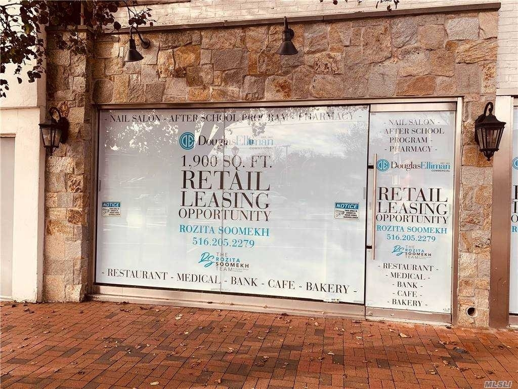 Retail Leases at Great Neck Plaza, Great Neck, NY 11021