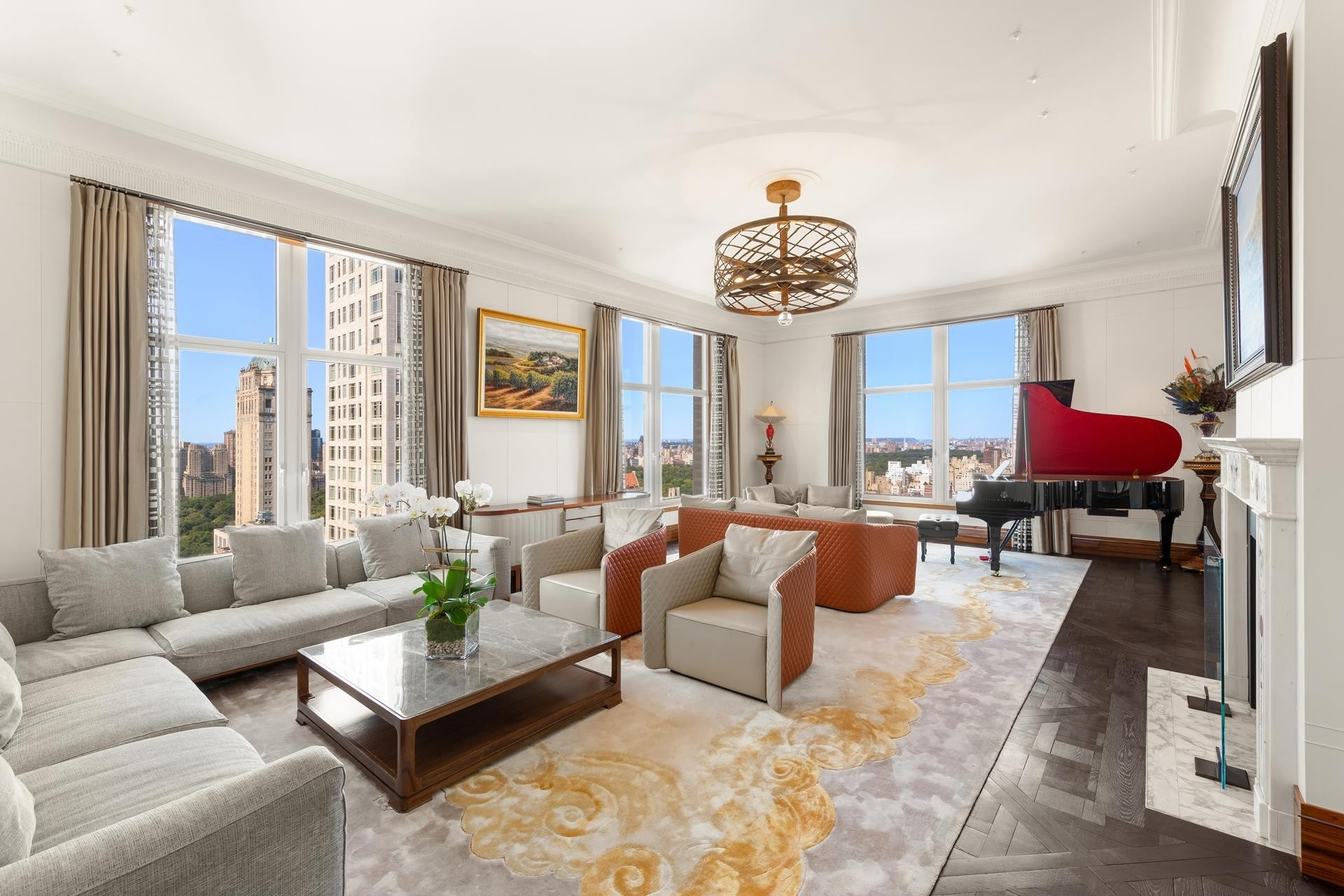 Condominium for Sale at 515 Park Avenue, 36/37 Lenox Hill, New York, NY 10022