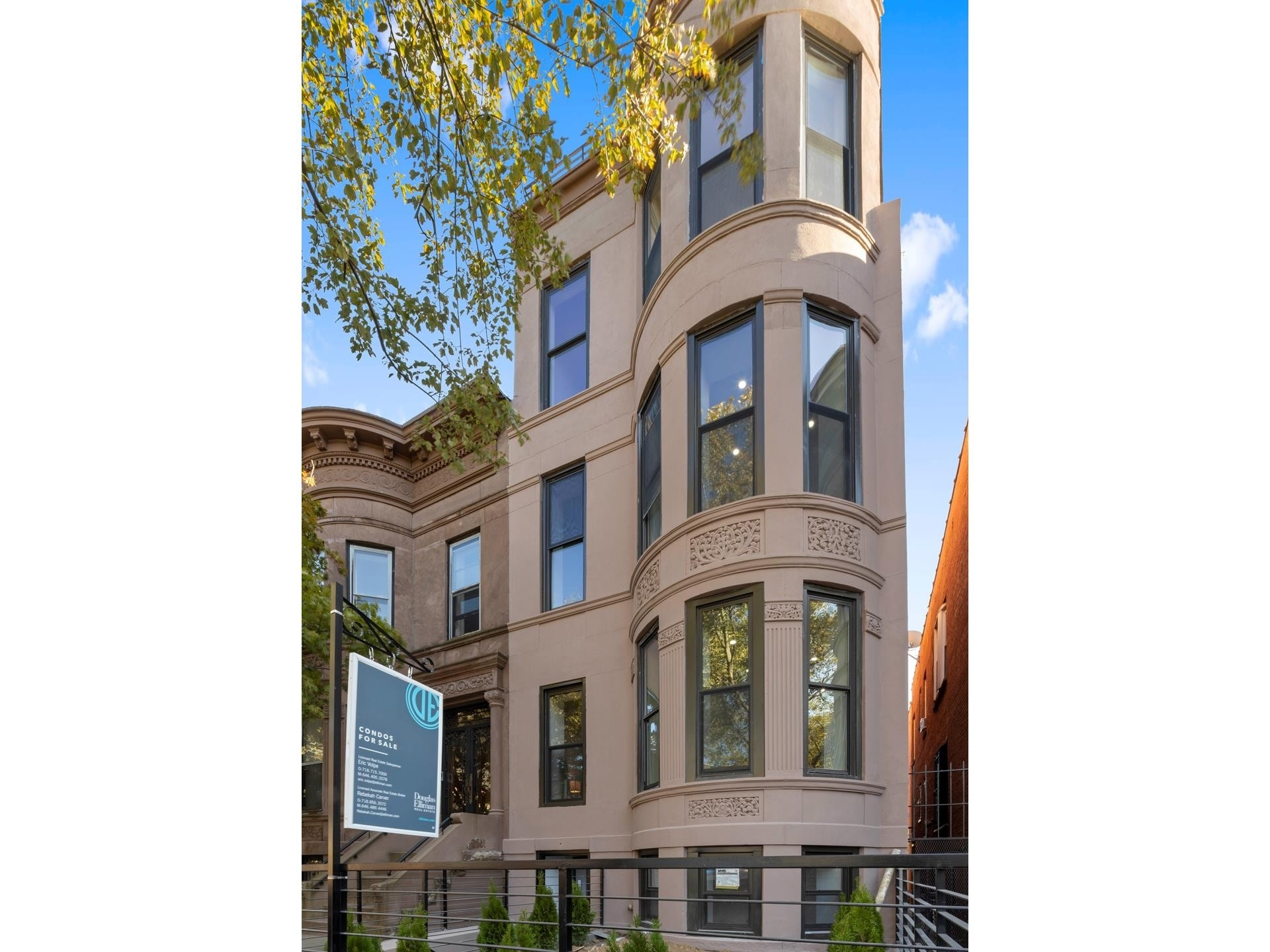 Condominium for Sale at 1090 Carroll St, 2R Crown Heights, Brooklyn, NY 11225
