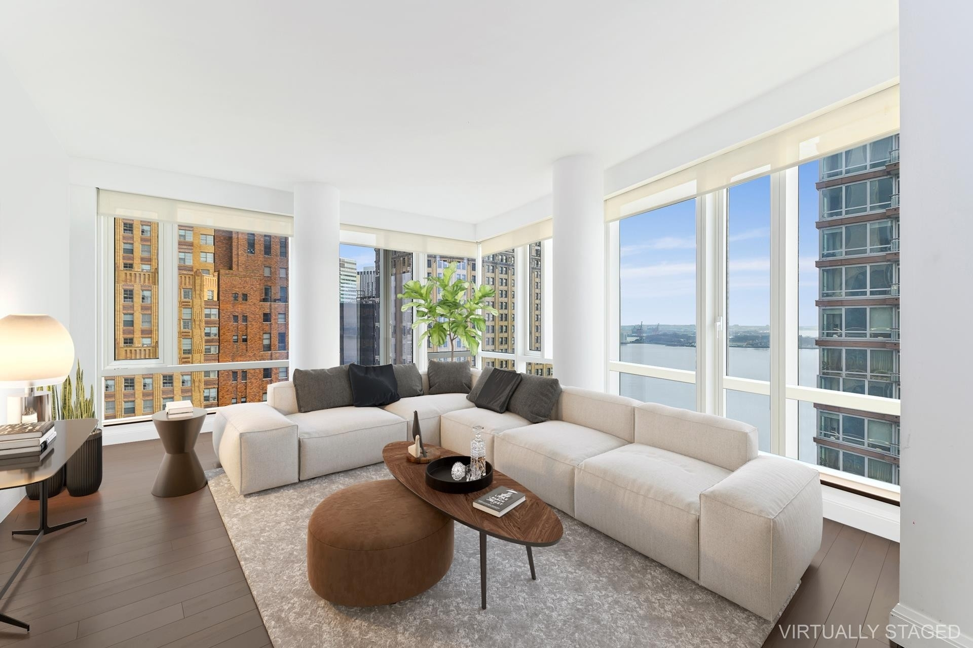 Property à The Visionaire, 70 Little West St, 22F Battery Park City, New York, NY 10004