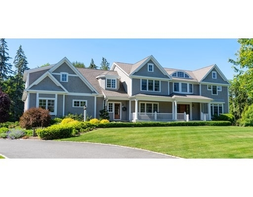 Single Family Home for Sale at Norfolk, MA 02056