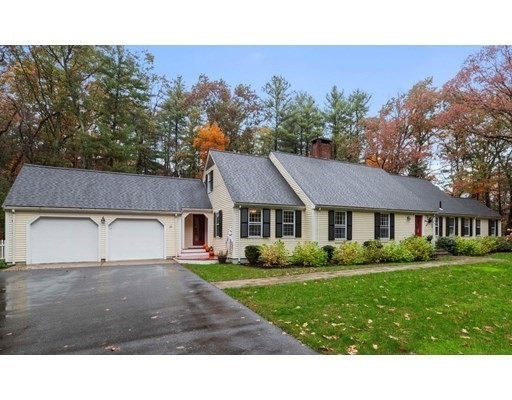 Single Family Home for Sale at Wayland, MA 01778