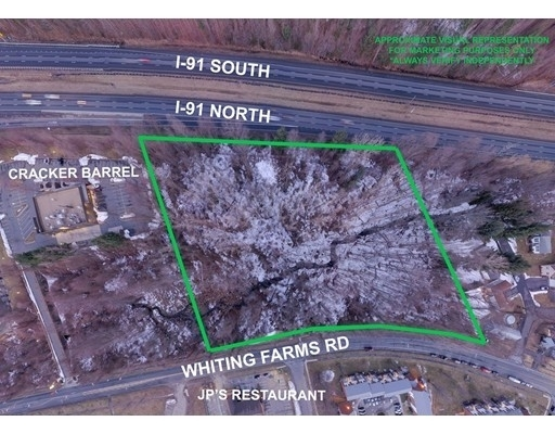 Land for Sale at Whiting Farms, Holyoke, MA 01040