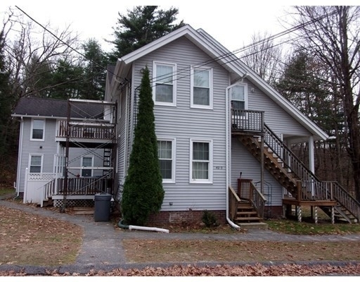 Multi Family Townhouse for Sale at Palmer, MA 01069