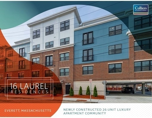Multi Family Townhouse for Sale at West Everett, Everett, MA 02149