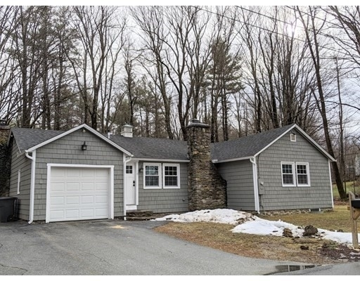 Single Family Home for Sale at New Ipswich, NH 03071