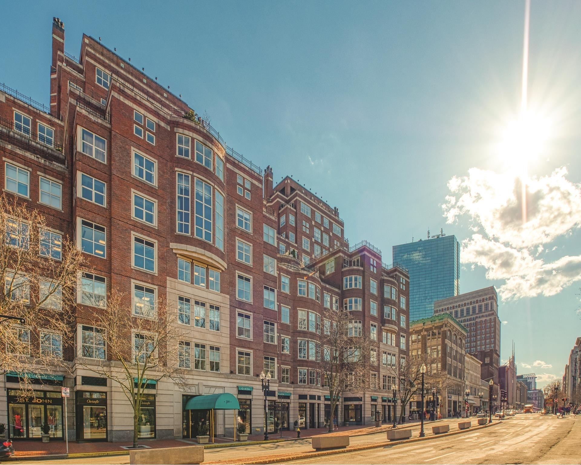 14. Condominiums для того Продажа на 300 Boylston , 505 Back Bay, Boston, MA 02116