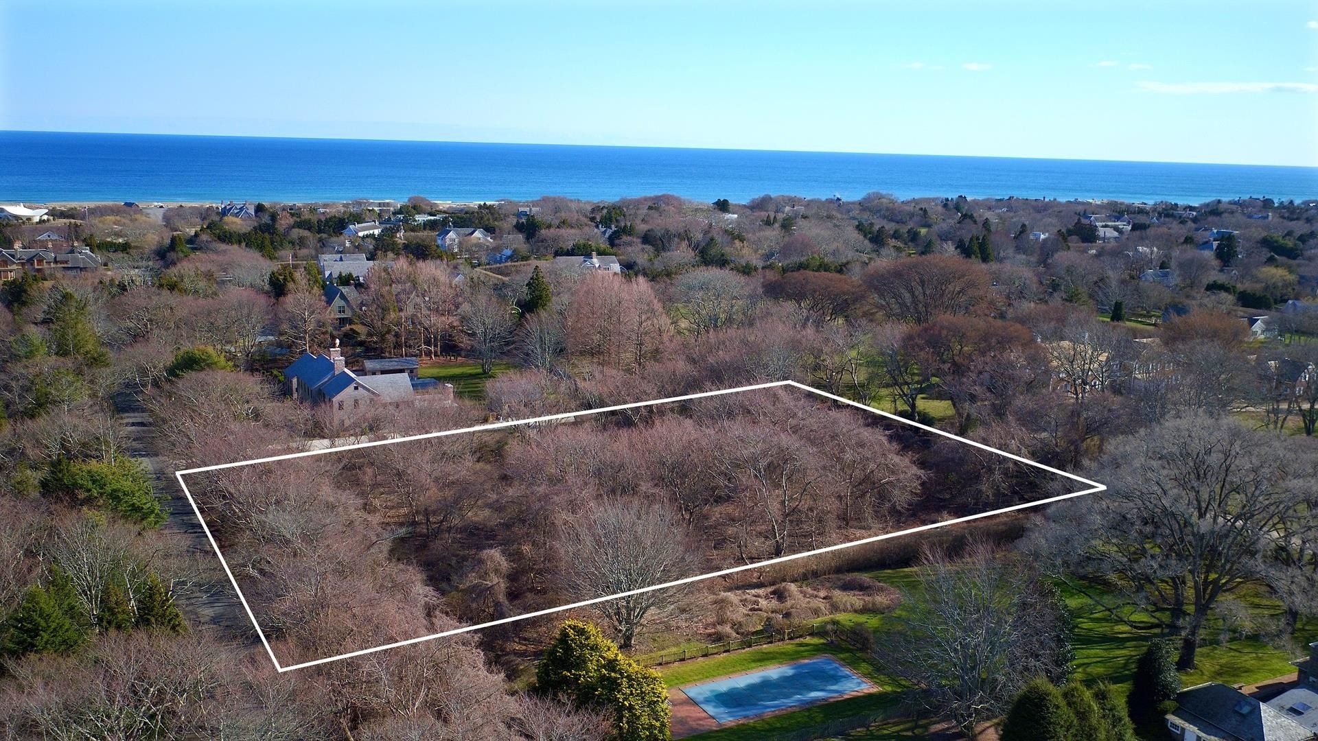 Land for Sale at East Hampton South, East Hampton, NY 11937