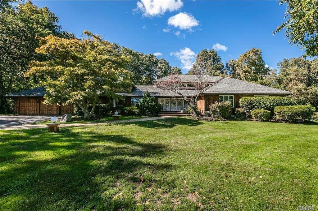 Single Family Home for Sale at Nissequogue, NY 11780