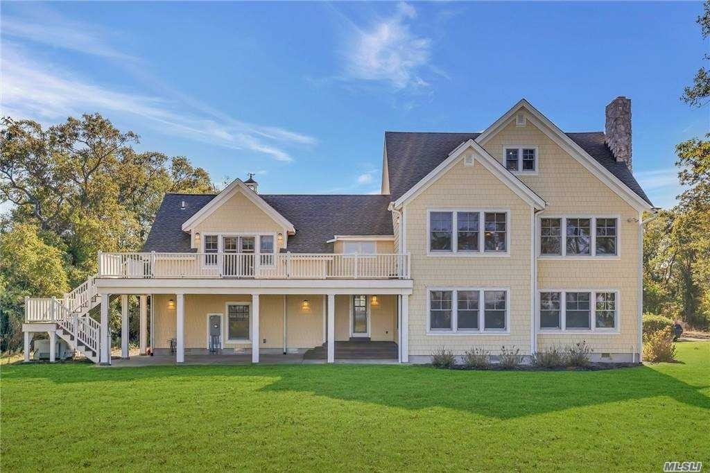 14. Single Family Homes for Sale at Nissequogue, NY 11780