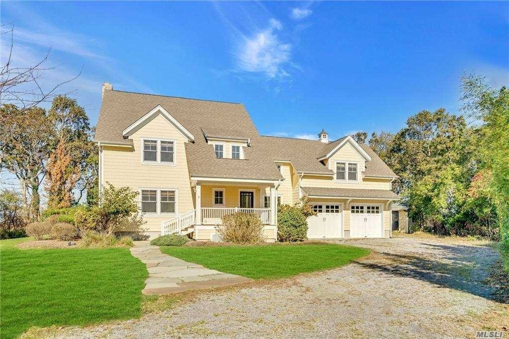 4. Single Family Homes for Sale at Nissequogue, NY 11780