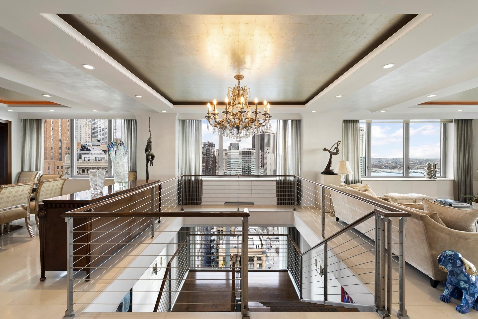 Property à The Ritz-Carlton, 10 West St, PH2/3B Financial District, New York, NY 10280