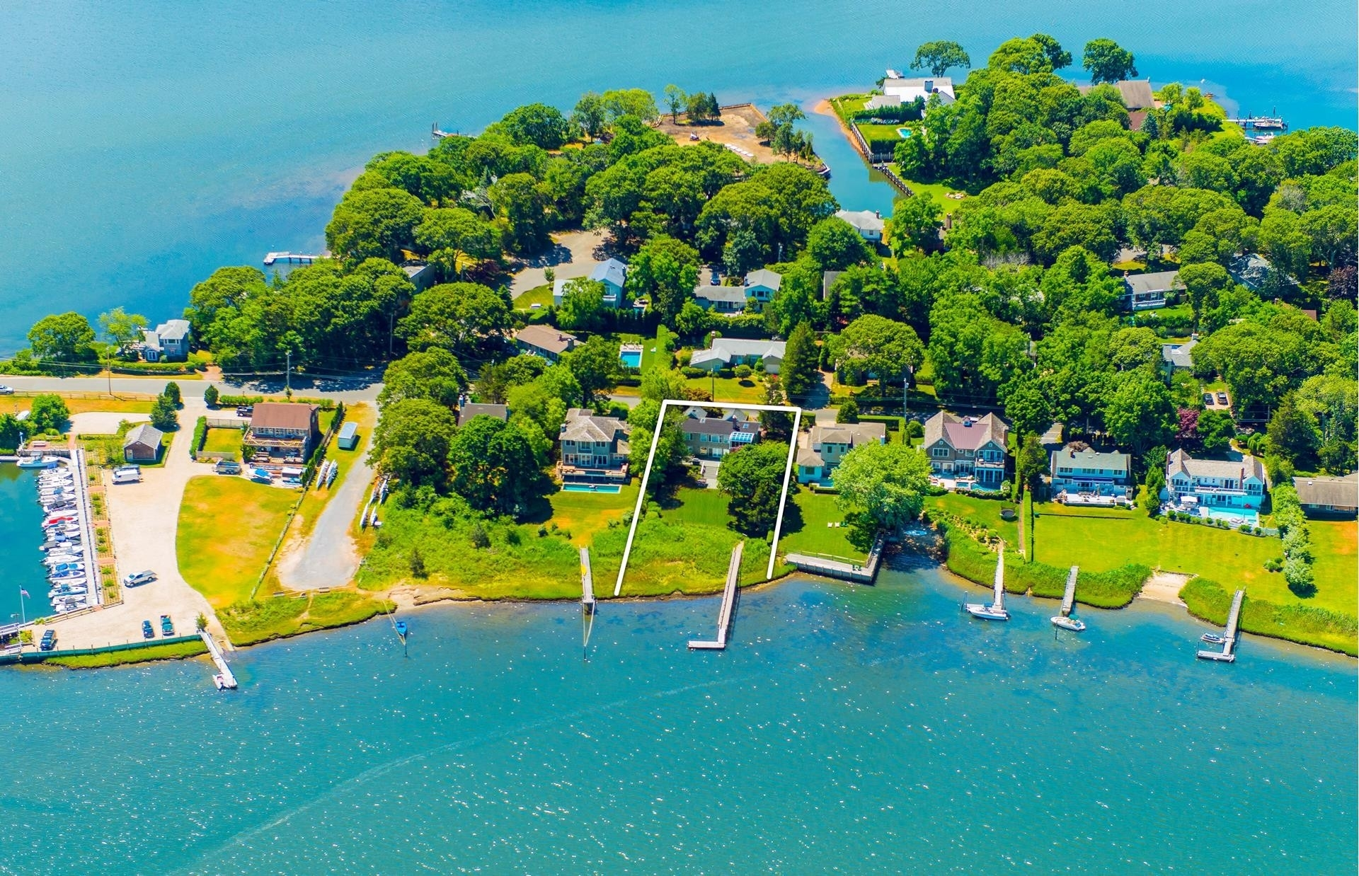 Single Family Home for Sale at Sag Harbor Village, Sag Harbor, NY 11963