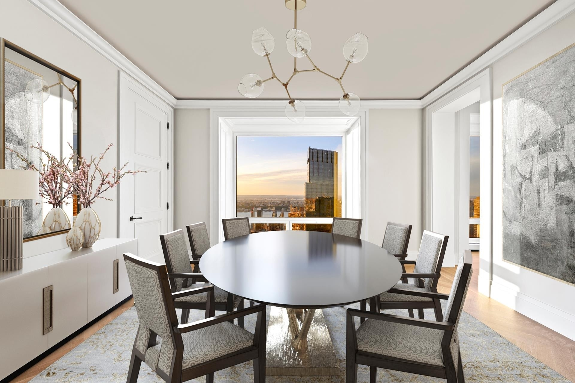 3. Condominiums for Sale at 220 CPS, 220 CENTRAL PARK S, 54/55A Central Park South, New York, NY 10019