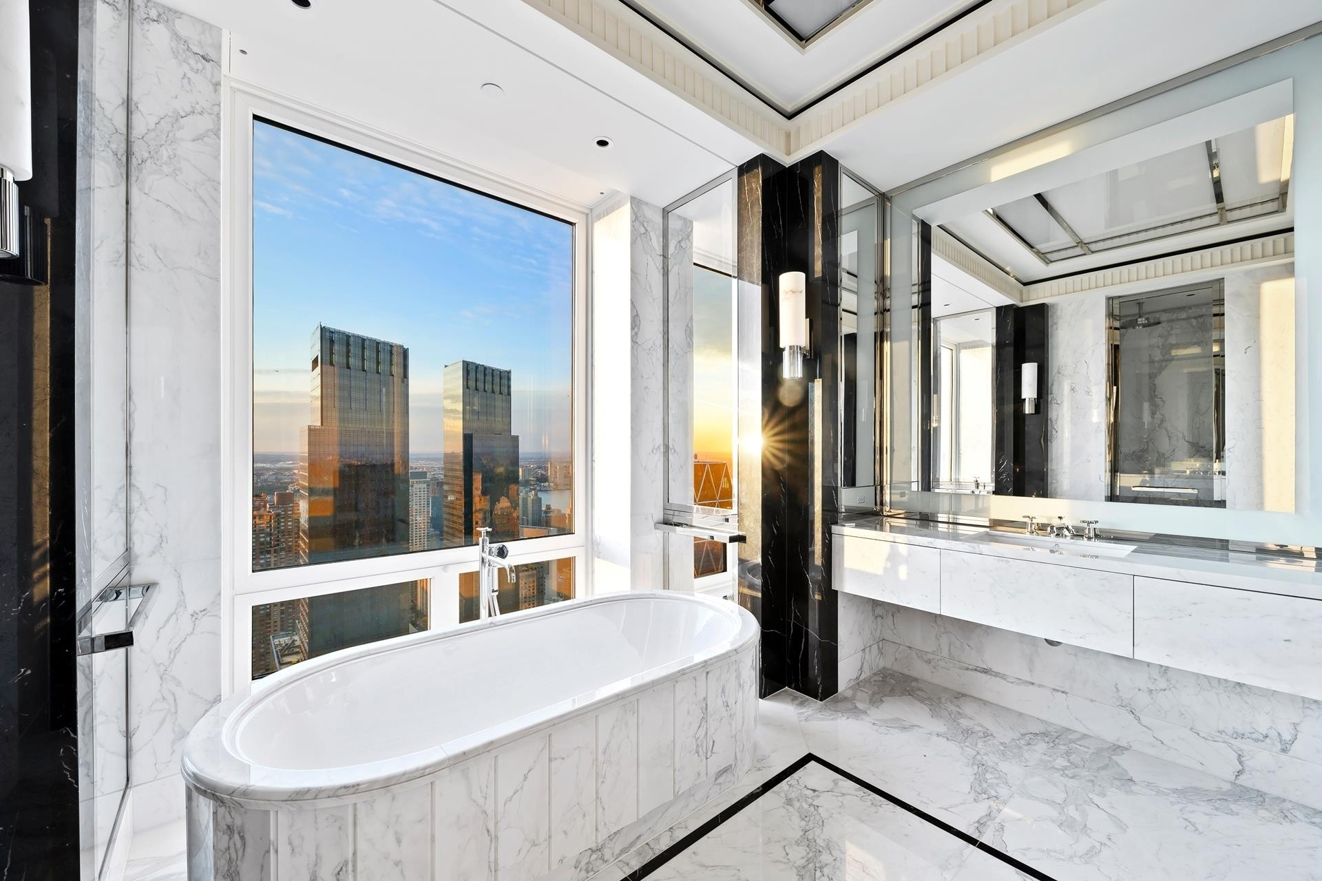 12. Condominiums for Sale at 220 CPS, 220 CENTRAL PARK S, 54/55A Central Park South, New York, NY 10019