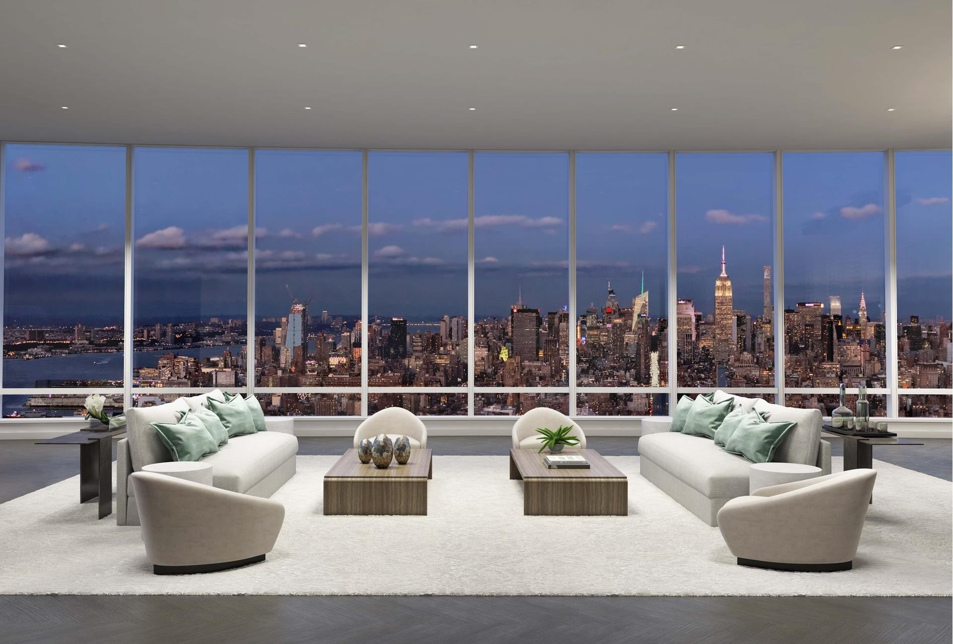 Condominium por un Venta en 111 Murray St, PH2 TriBeCa, New York, NY 10007