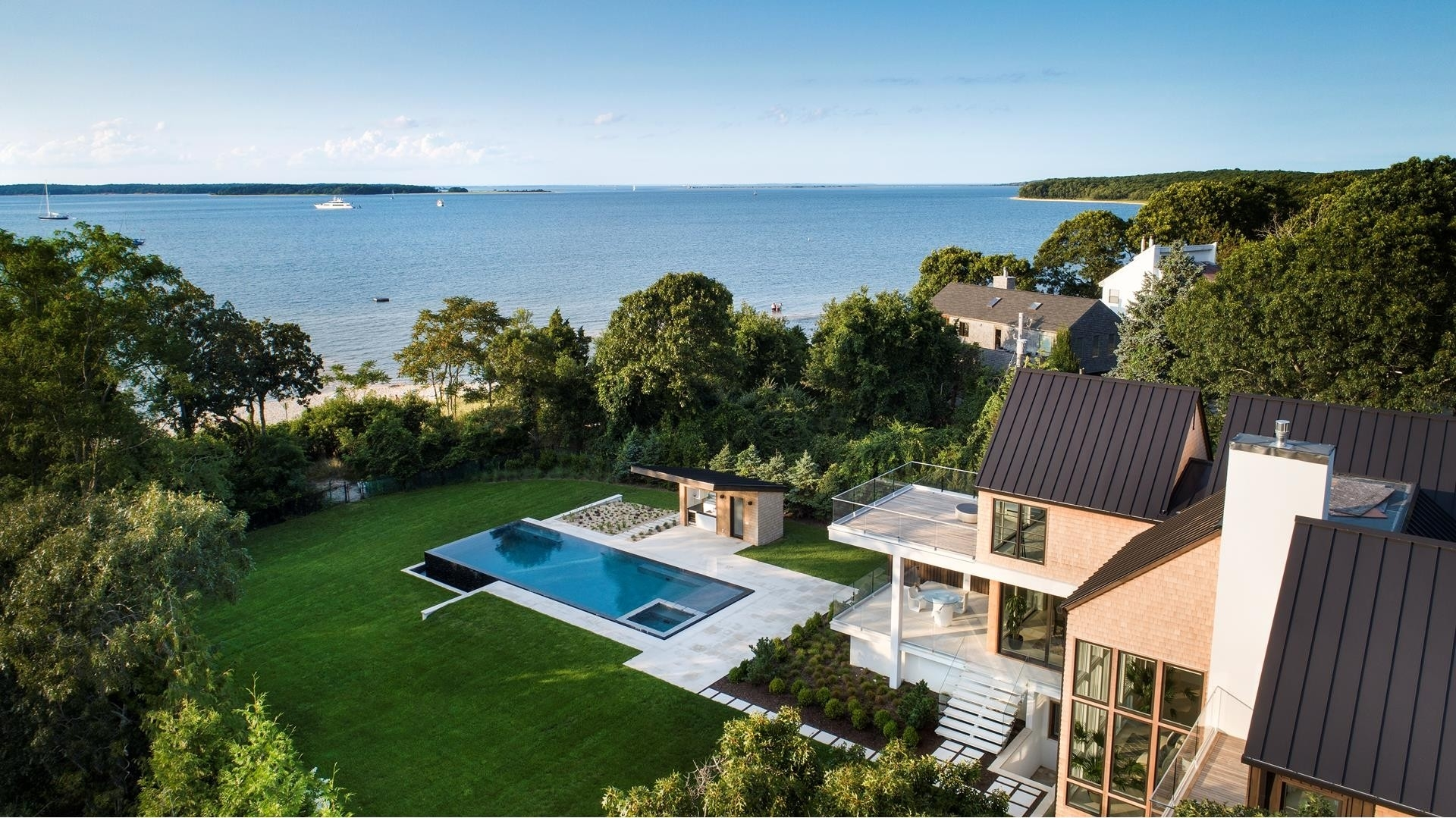 1. Single Family Homes por un Venta en Sag Harbor Village, Sag Harbor, NY 11963