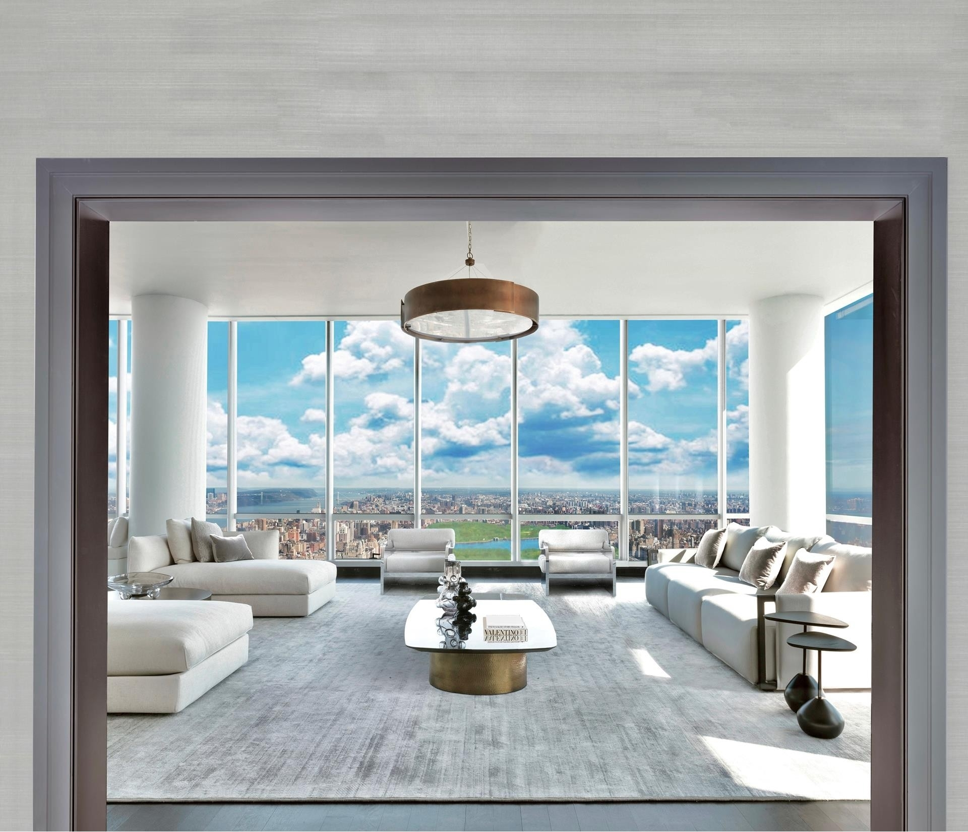 Condominium por un Venta en One57, 157 West 57th St, 87 Midtown West, New York, NY 10019